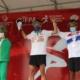 Andrés Ruiz y Silvia Ortiz ganaron el Sudamericano de Maratón