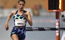 Letesenbet Gidey batió el récord del mundo de 10.000mt: 29:01.03