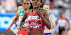 ¿Podrá Faith Kipyegon retener su título en 1500mt?