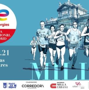 TotalEnergies Milla Internacional de Madrid: un evento para todos.