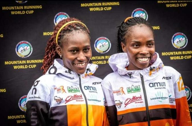 Kenya se llevó los podios de la Copa del Mundo de Carreras de Montaña