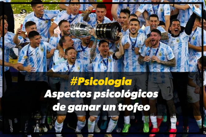 #Psicología: Aspectos psicológicos de ganar un trofeo