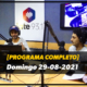 [PROGRAMA COMPLETO] #FRenLate Domingo 29-08-2021