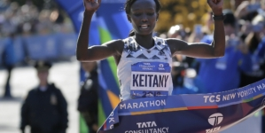 Mary Keitany le dice adios a la alta competencia