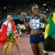 """Eliane Thompson-Herah: """"El récord del mundo esta en mi mente para el próximo año"""""""