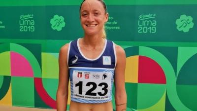 Florencia Borelli correrá el Maratón de Buenos Aires