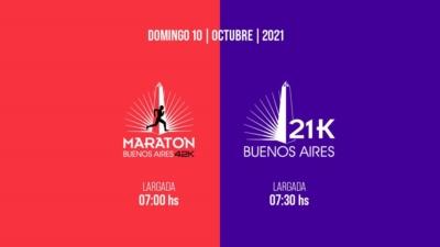 Se encuentra habilitada la inscripción para el Maratón y el Medio Maratón de Buenos Aires