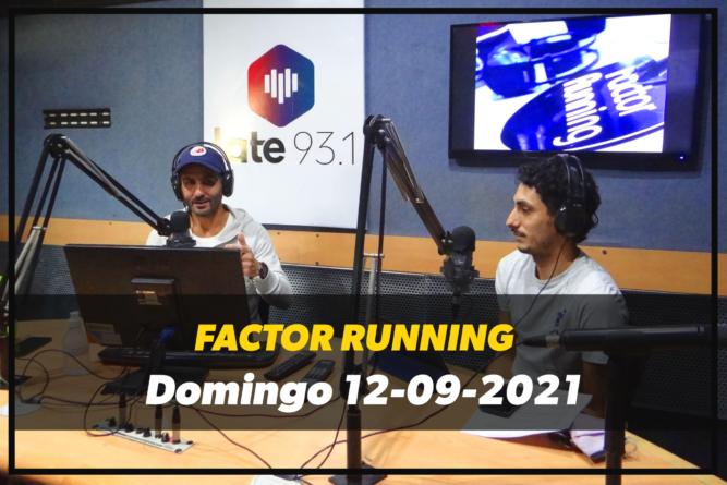 [PROGRAMA COMPLETO] #FRenLate Domingo 12-09-2021