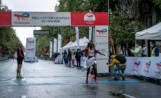 Chemnung y Ordóñez triunfan en el bautizo de la TotalEnergies Milla Internacional de Madrid