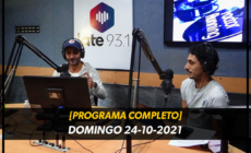 [PROGRAMA COMPLETO] #FRenLate Domingo 24-10-2021